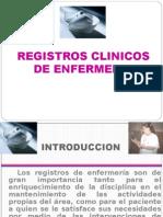 registros clinicos