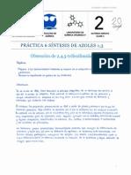 Práctica 6 Síntesis de azoles 1,3