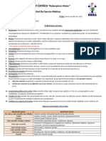 Microbiología Unidad II Tema 1 -Infeccciones Del Tracto Urinario