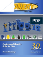 Conery Mfg Inc Product Catalog 2010