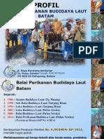 Profil_Balai_Budidaya_Laut_Batam.ppt