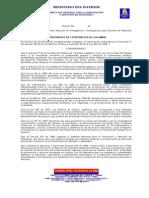 PNEC Para Eventos de Afluencia Masiva de Público