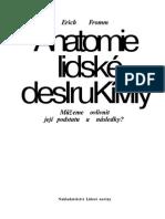 Erich Fromm Anatomie Lidské Destruktivity