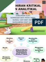 Psv Kritikal Dan Analitikal