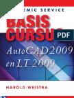 Basiscursus AutoCAD 2009