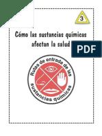 Cómo las sustancias químicas afectan la Salud. www.clubdelquimico.tk