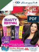 Beauty Festival Leaflet March 2015