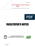 Ems - Facilitator's Notes 2007