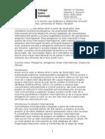 Poligamia aspecte a dreptului internaţional