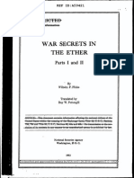 Flicke War Secrets in the Ether Vol1-2