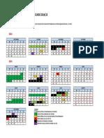 Calendario Tfg 14 15