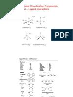 2a. Coordination Compounds -11