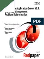 WebSphere Application Server V6.1 Workload Management Problem Determination