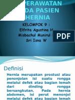 Asuhan Keperawatan Pada Pasien Hernia
