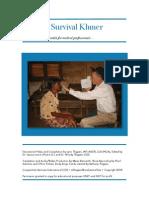 Medical Survival Khmer
