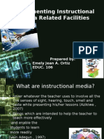 implementing instructional media