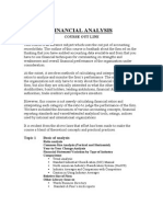 MCom Finance-Specialization 1-Financial Analysis.pdf