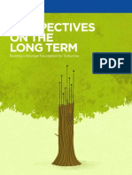 Perspectives on the Long Term