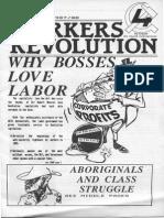 Workers Revolution 3 (Summer 1987)
