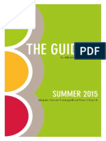 The Guide Summer 2015
