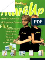 MarkUp Game Development Magazine Issue 5