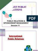 11 PR Specialist Areas 2015
