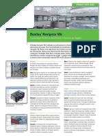 Bentley Navigator Data Sheet PT