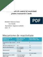 22. Mecanisme de Reactivitate