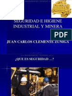 Curso Seguridad Higiene Industrial Minera Actos Inseguros Accidentes