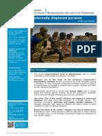 Refugees IDPs