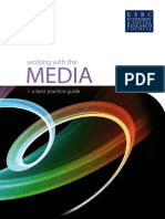 Working With the Media_ a Best Practice Guide