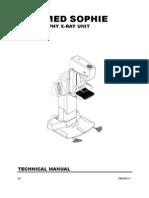 Planmed Sophie  Part1 - Service Manual