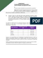 Laboratorio de Formulacion de Modelos Soluciones