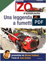 Enzo Ferrari - Una Leggenda a Fumetti