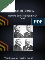 Mistaken IdentityPART3