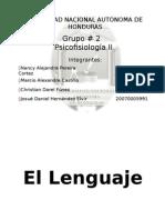 Psicofisiologia Del Lenguaje