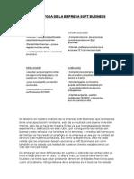 Analisis Foda de La ESOFT BUSINESSmpresa Soft Business