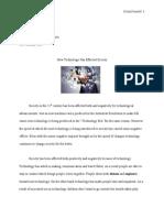 final technology paper