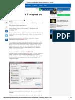 Recuperar Inicio Windows 7 Despues de Instalar XP - Taringa!