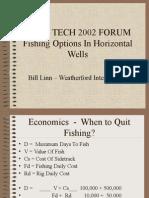 Fishing Options in Horizontal Wells
