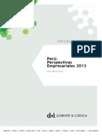 Informe Peru Perspectivas Empresariales