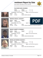 Peoria County booking sheet 05/17/15