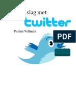 Aan de Slag Met Twitter