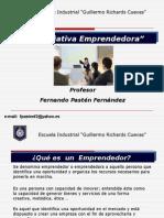 La Iniciativa Emprendedora