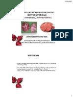Kuliah 61 Daging Restrukturisasi Tht 2015