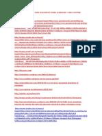 Fuentes Bibliograficas Para CreaciÓn de Scribd, Slideshare