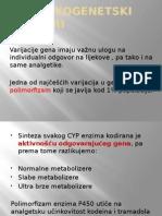 Farmakogenetski faktori