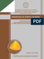Josip Taradi - Strucnjak Za Zastitu Na Radu (Istrazivanje Problematike rada...)