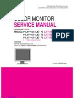 l1717sbn 17 Lcd Monitor