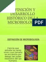 1. Historia de La Microbiologia